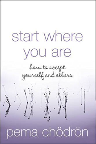 Start where you are - How to accept yourself and others