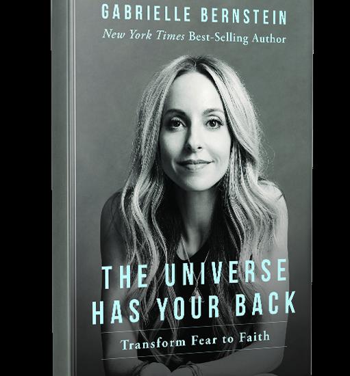 universe back transform fears faith