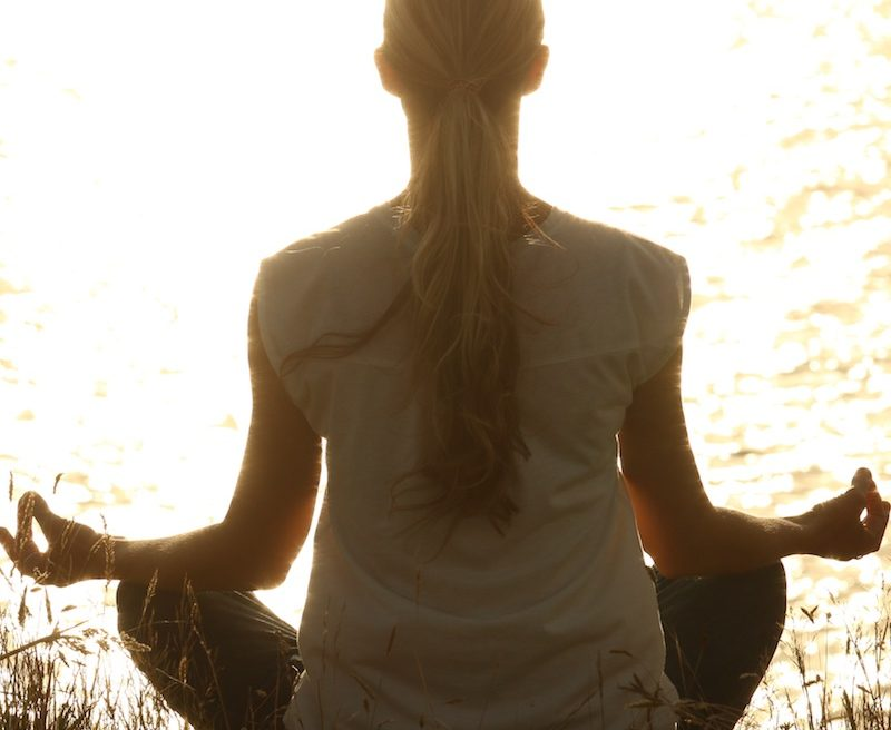 meditation class experience
