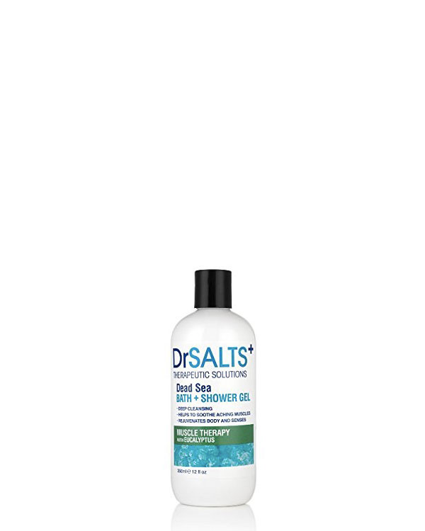 Muscle Therapy Bath Gel - Dead Sea Salts