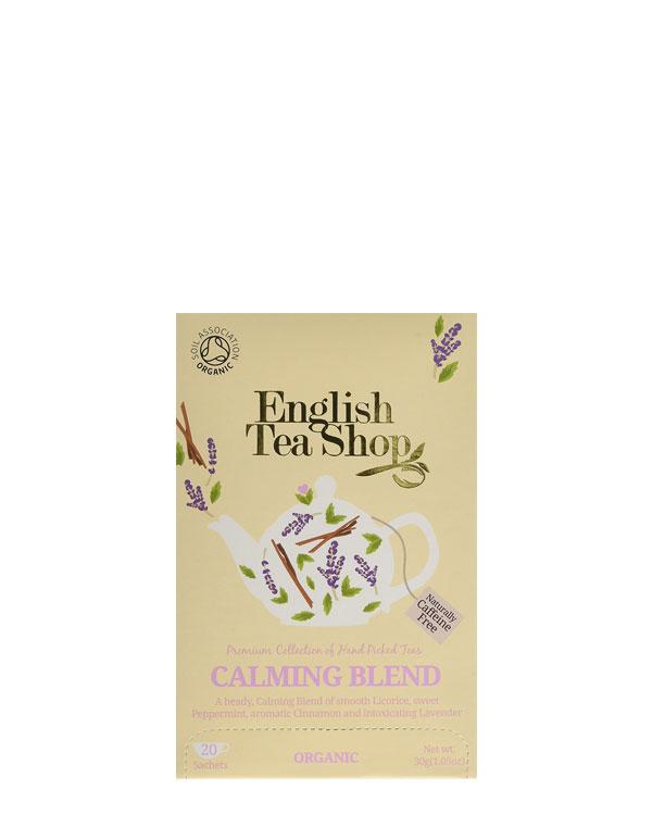 Organic Calming Blend - 3 Packs