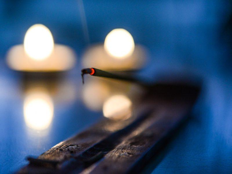 meditation and senses