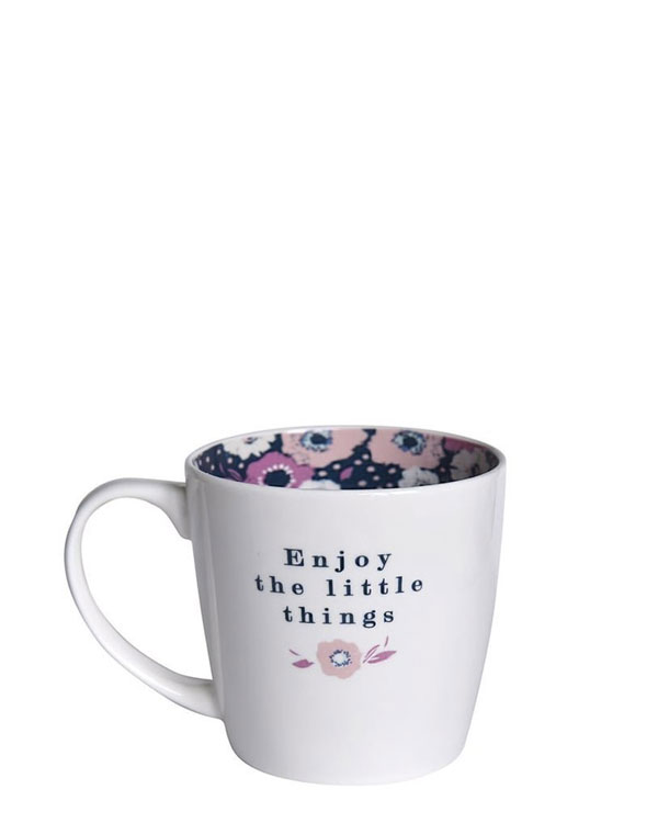 Enjoy Little Things Mug