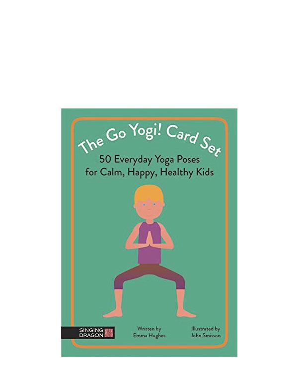 Go Yogi! Card Set with Yoga Poses