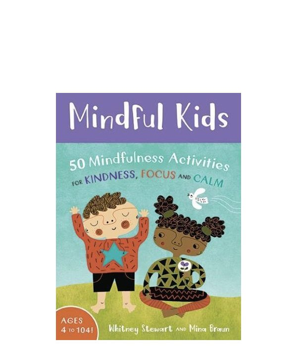 50 Mindfulness Activities For Kids