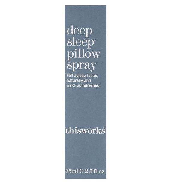 healthy diet deep sleep pillow