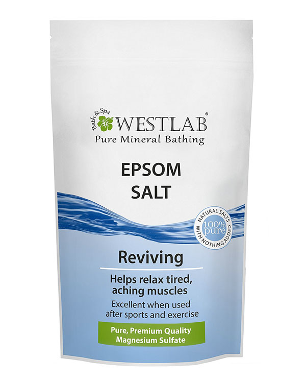 healthy diet bath salts epson salt