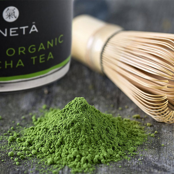 healthy diet macha tea metabolism boost