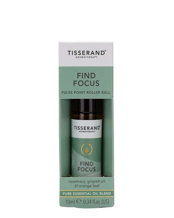 mindfulness practice find focus roller ball oil