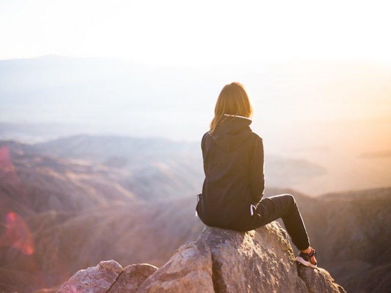 travelling alone facing danger