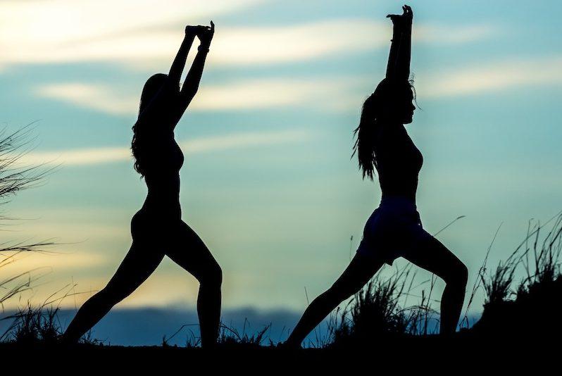 yoga retreat experience