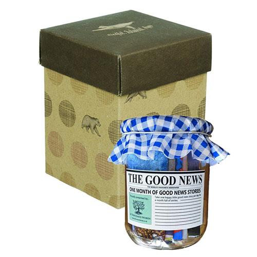 the good news paper jar