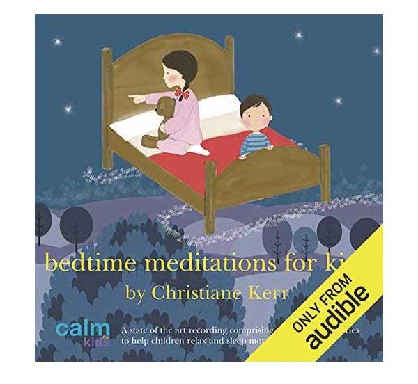 Christmas gift ideas for kids a bedtime meditation for kids cd