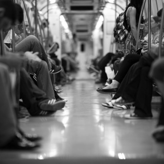 commuting etiquette