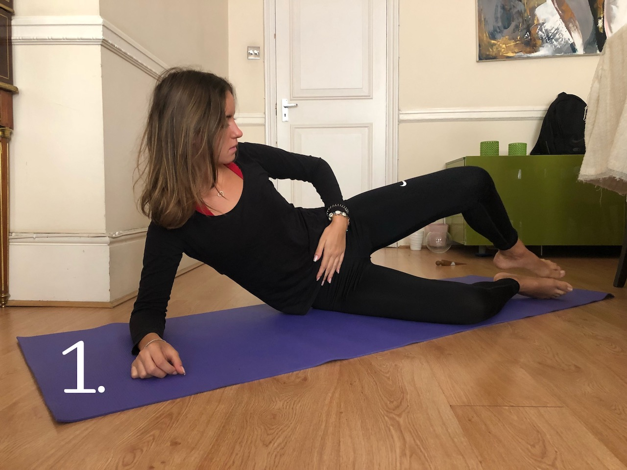 exercises for abs pelvic floor