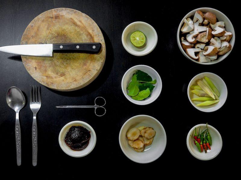 mindfulness kitchen
