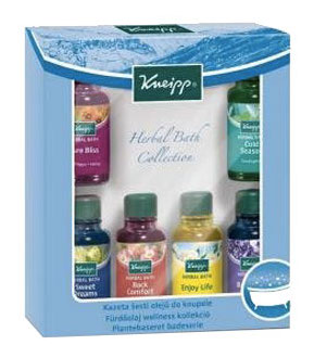 bath oils herbal collection valentines gift